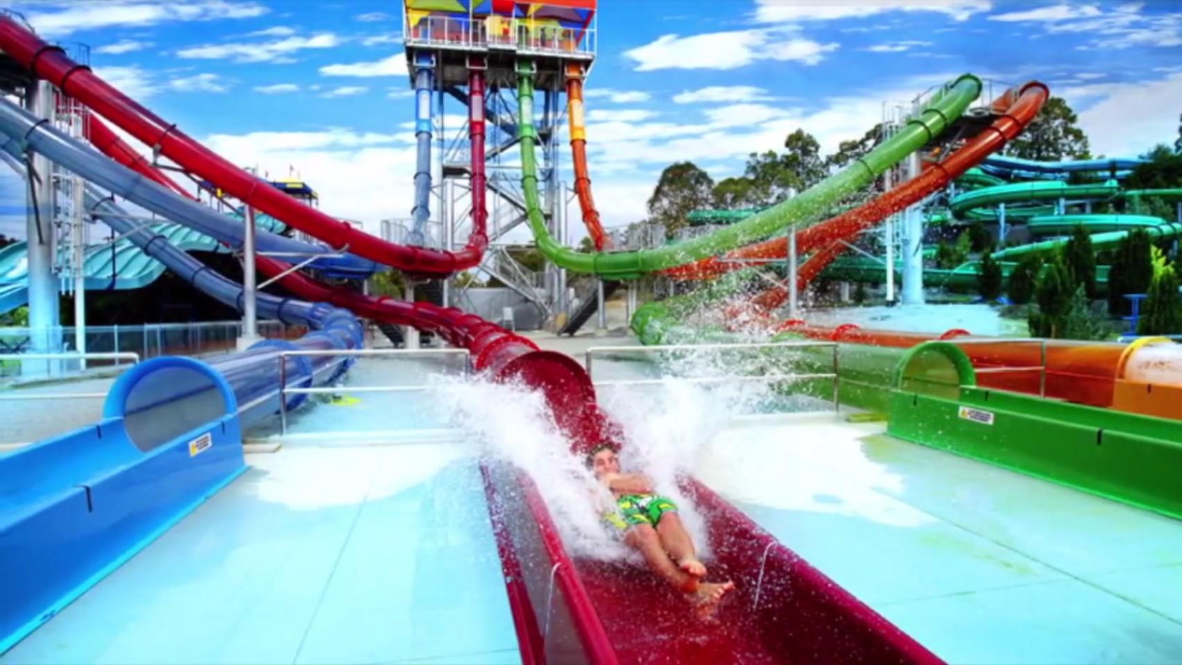 AZ Aquapark Jeux parc aquatique mostaganem