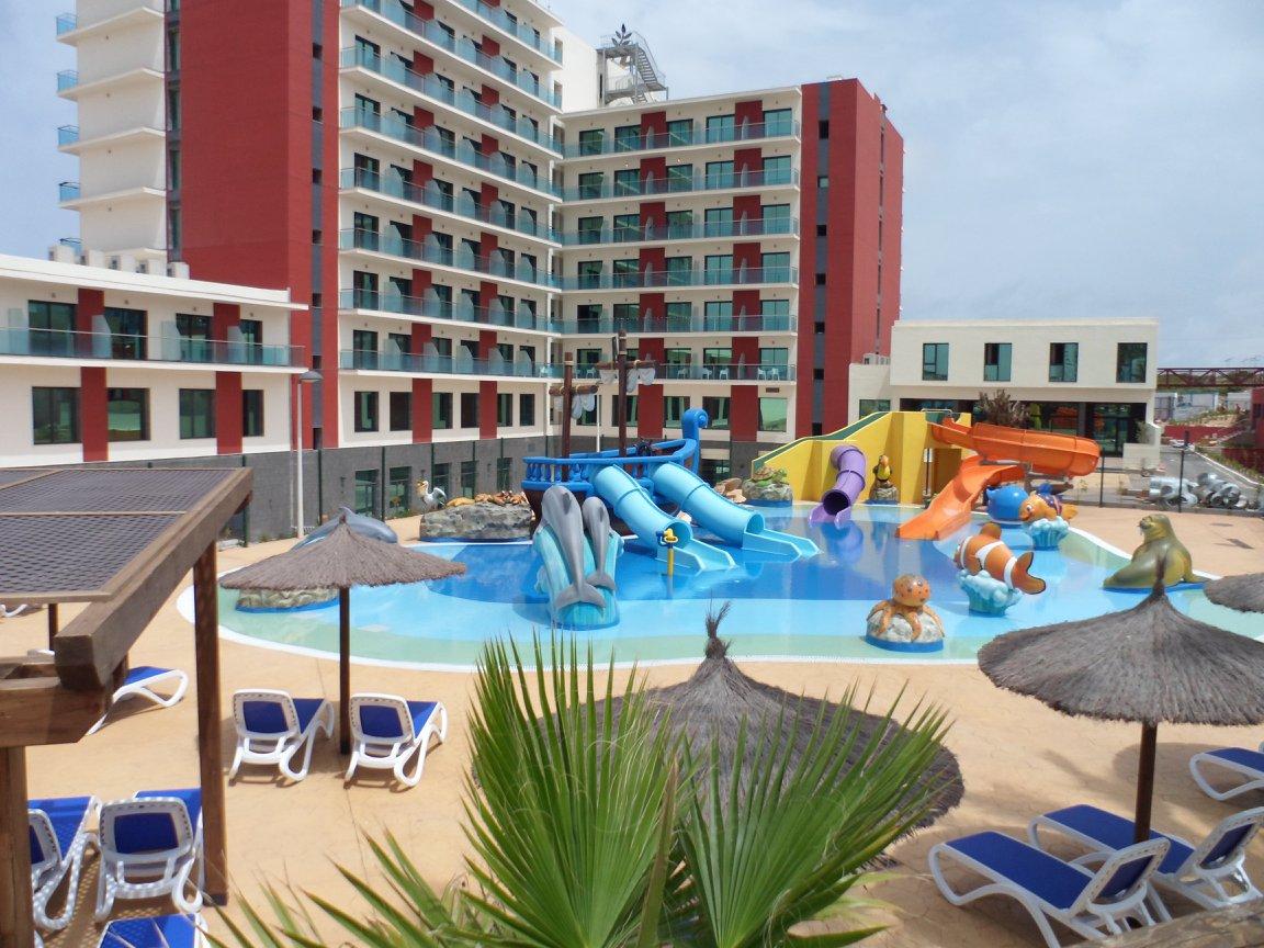 AZ aquapark Aqualand Hôtel
