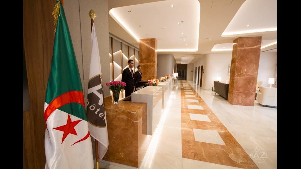 AZ Hotel - Le zephyr 1
