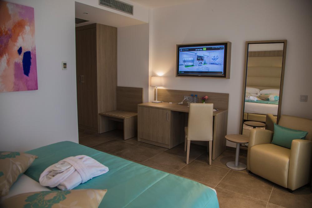 AZ Hotel - Le zephyr 4
