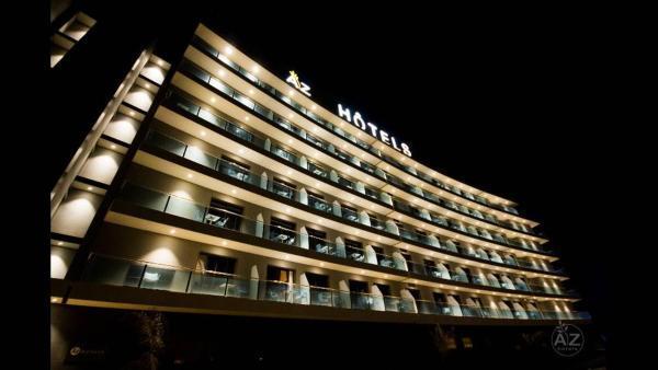 AZ Hotel - Le zephyr 5