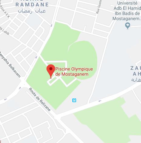 Piscine Olympique de Mostaganem 1