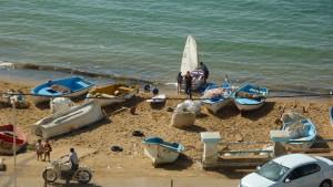 Club de voile de Mostaganem à Sidi Majdoub