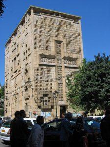 Mostaganem Mmosquée Al-Badr ancienne église-saint-jean-baptiste
