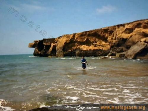 Photo Kahf el esfar - La caverne jaune-2435