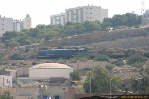 Photo Le train mostaganem-2517