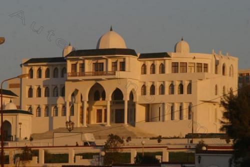 Photo Route d'Oran(palais de la wilaya
