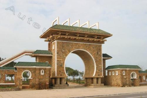 Monuments de mostagane
