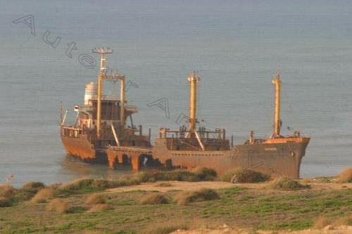 Photo Epave Sidi Majdoub