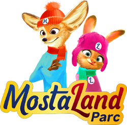 Mostaland personnage mascotte
