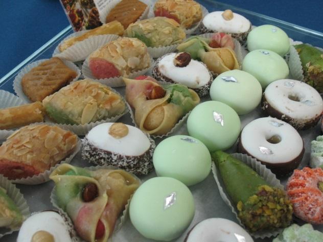 Les pâtisserie et gâteau de Mostaganem